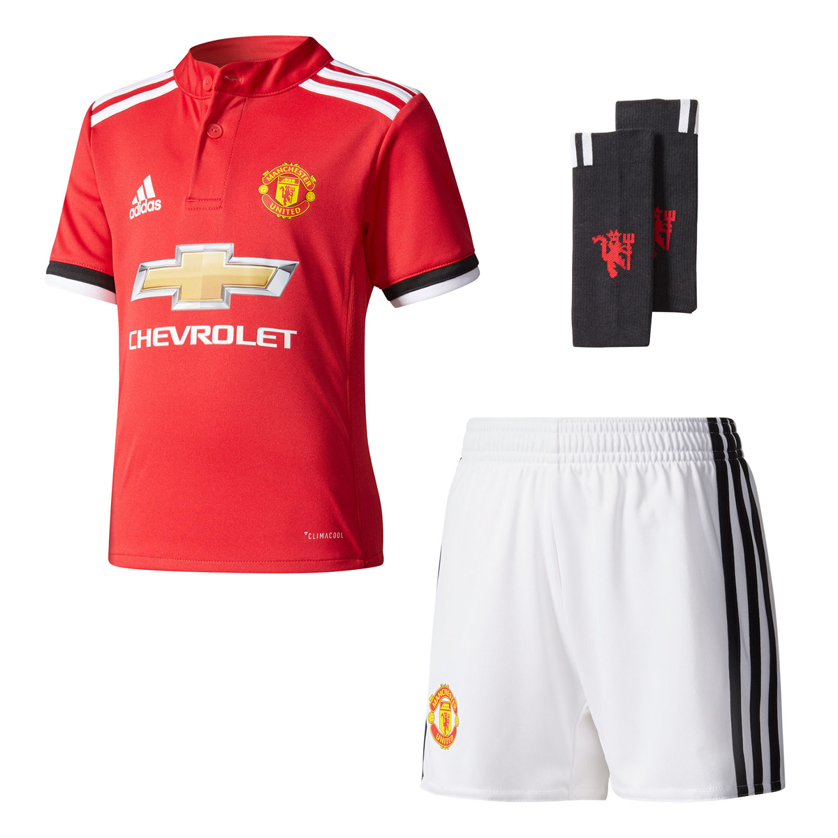 Completo Manchester United 2017 / 2018 baby
