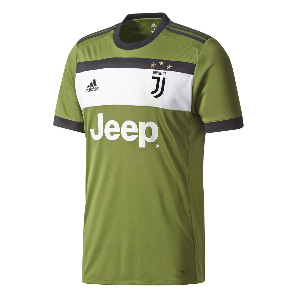 Terza maglia Juventus 2017/2018