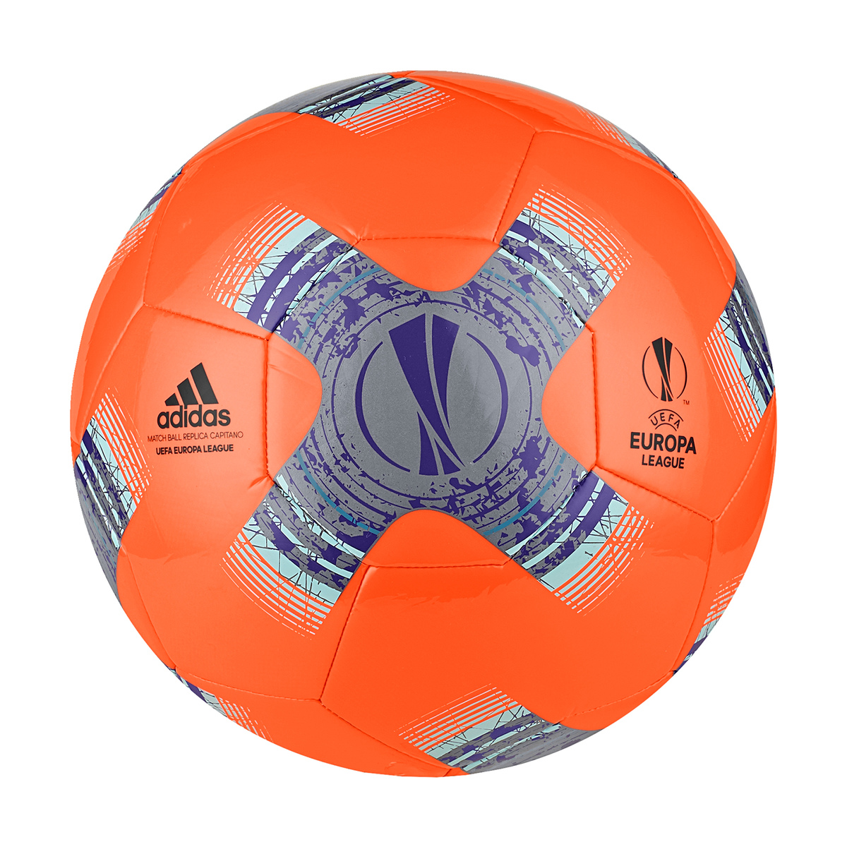 PALLONE EUROPA LEAGUE CAPITANO