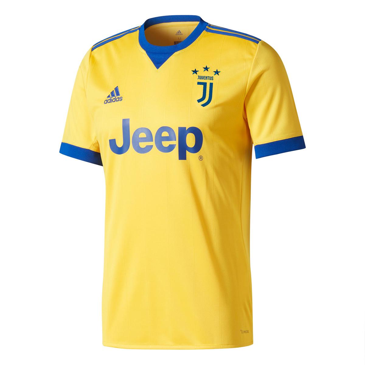 Seconda maglia Juventus 2017/2018