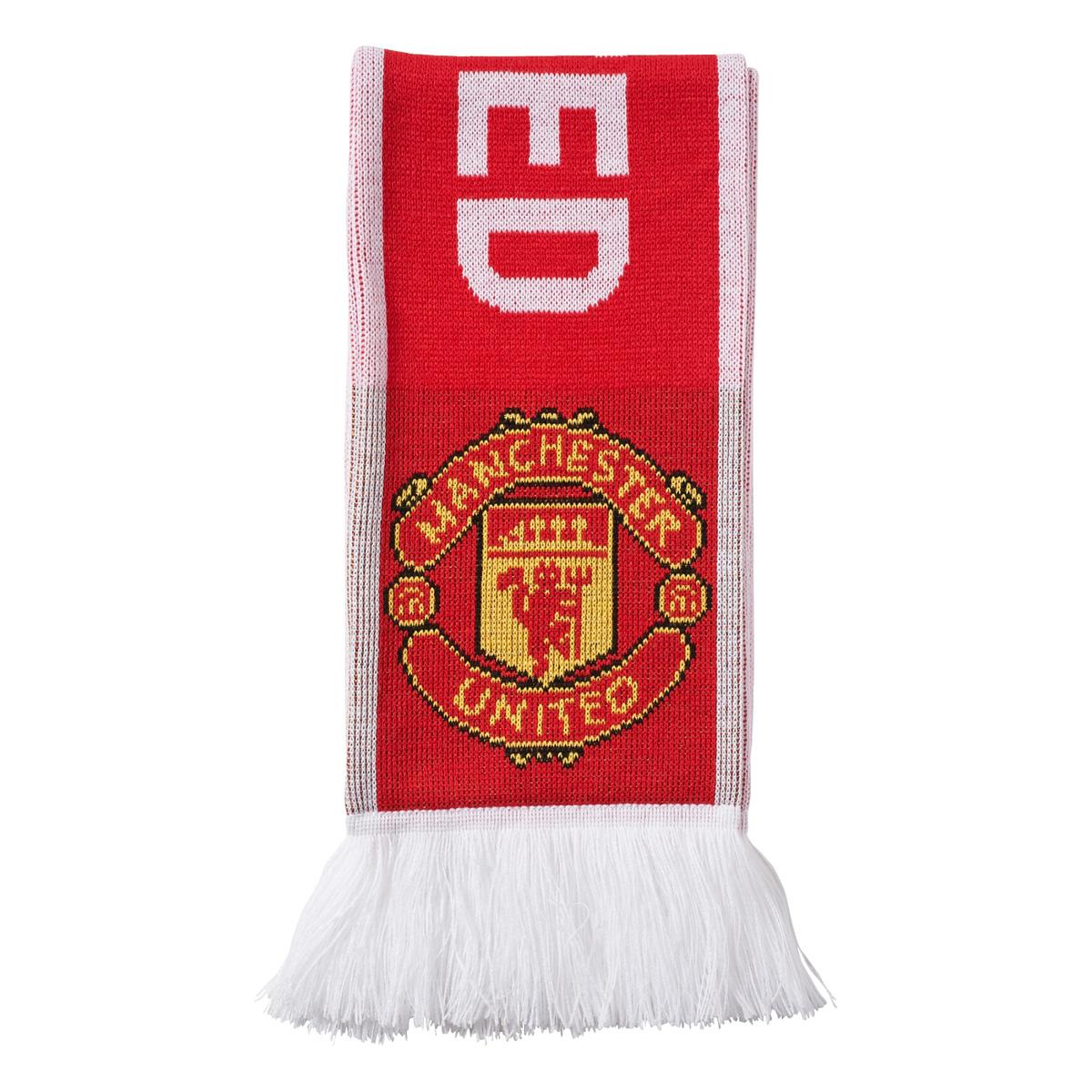 Mufc scarf