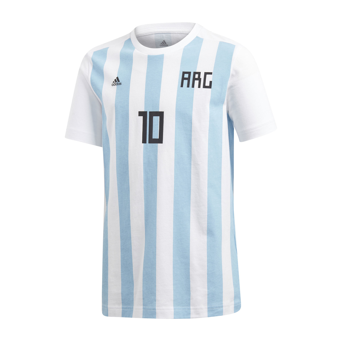 T-Shirt Name & Number Messi Bambino