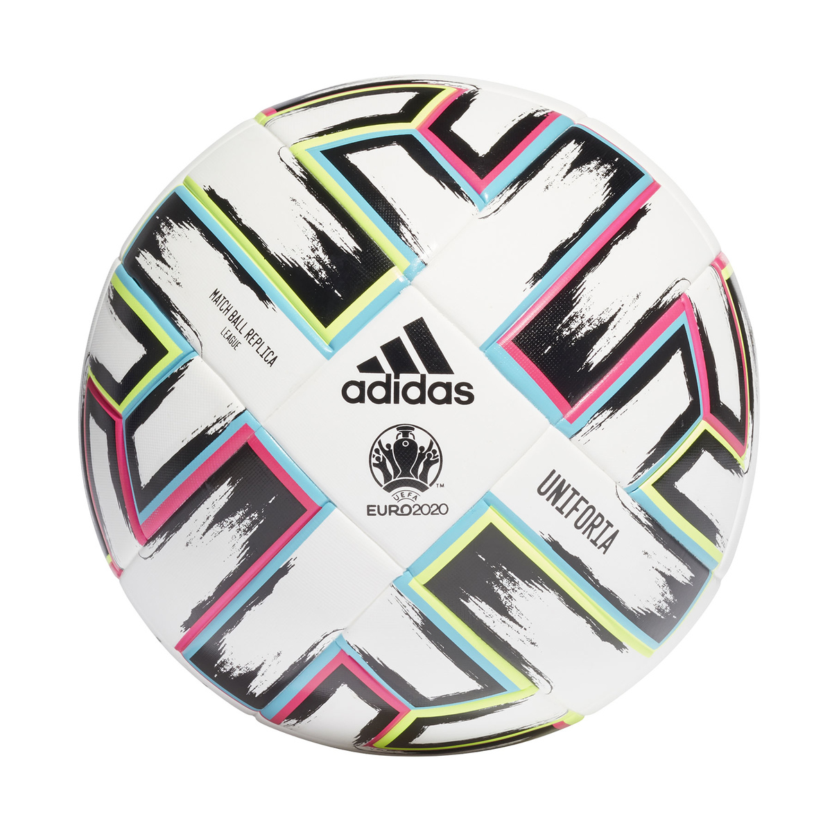 PALLONE UNIFORIA LEAGUE BOX EURO 2020