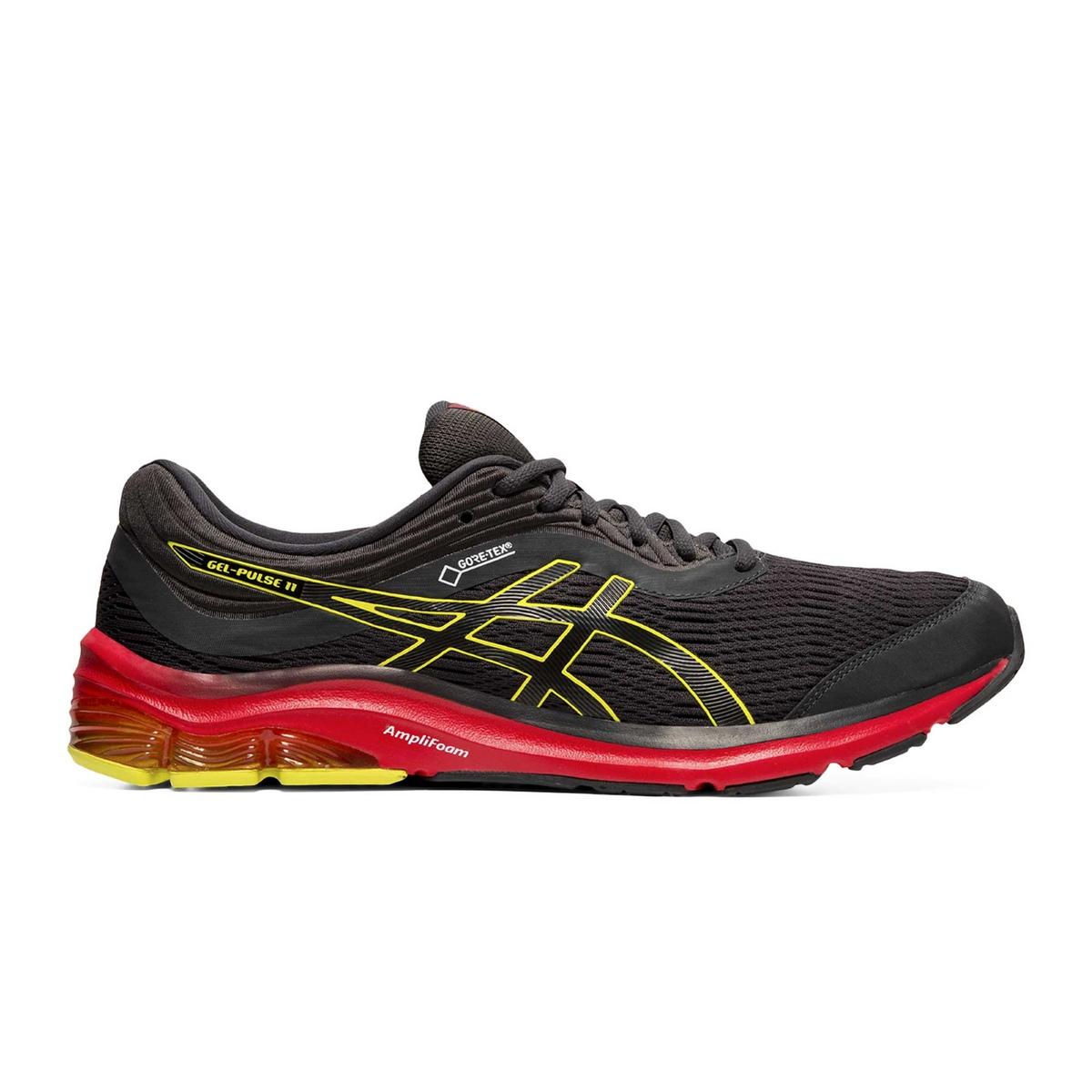 Asics GEL PULSE 10 SS 19 Running Shoes For Men(Black)