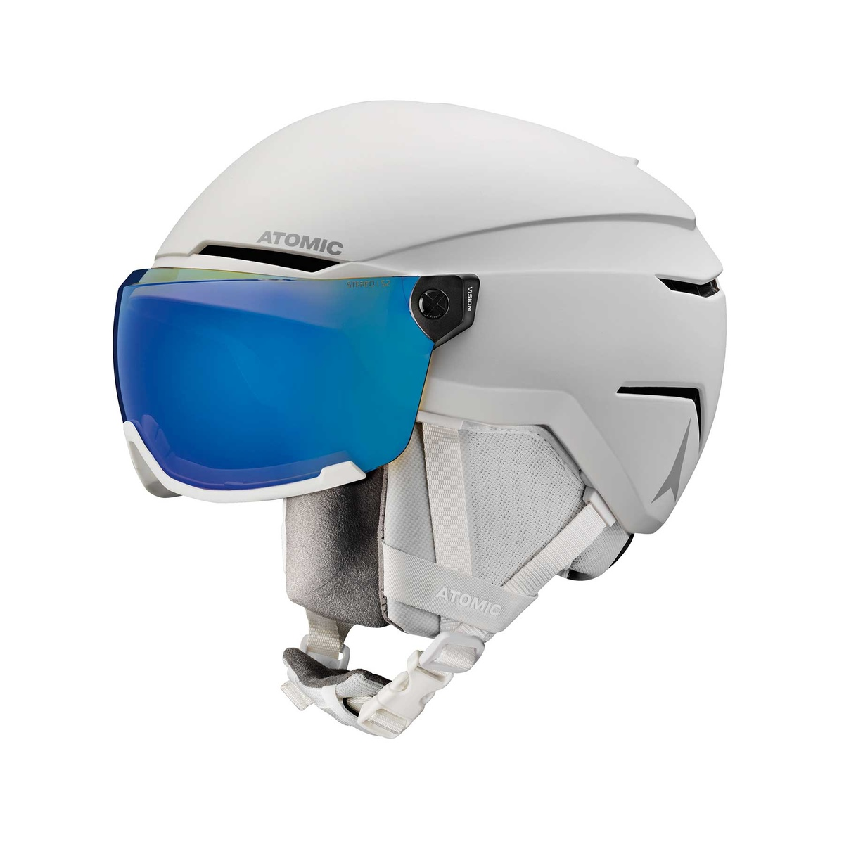 Prezzi Atomic casco savor stereo con visiera