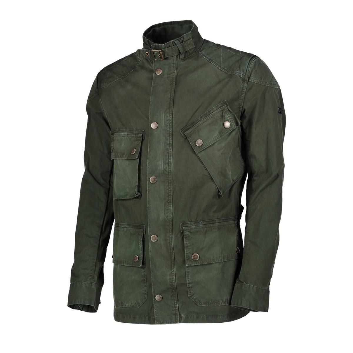 Barbour Giacca 4 Tasche International Verde