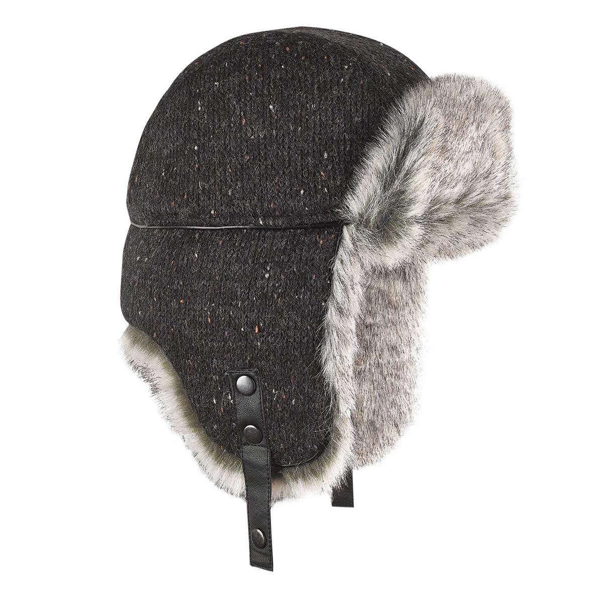 Colbacco Wool Eco Russia grigio scuro