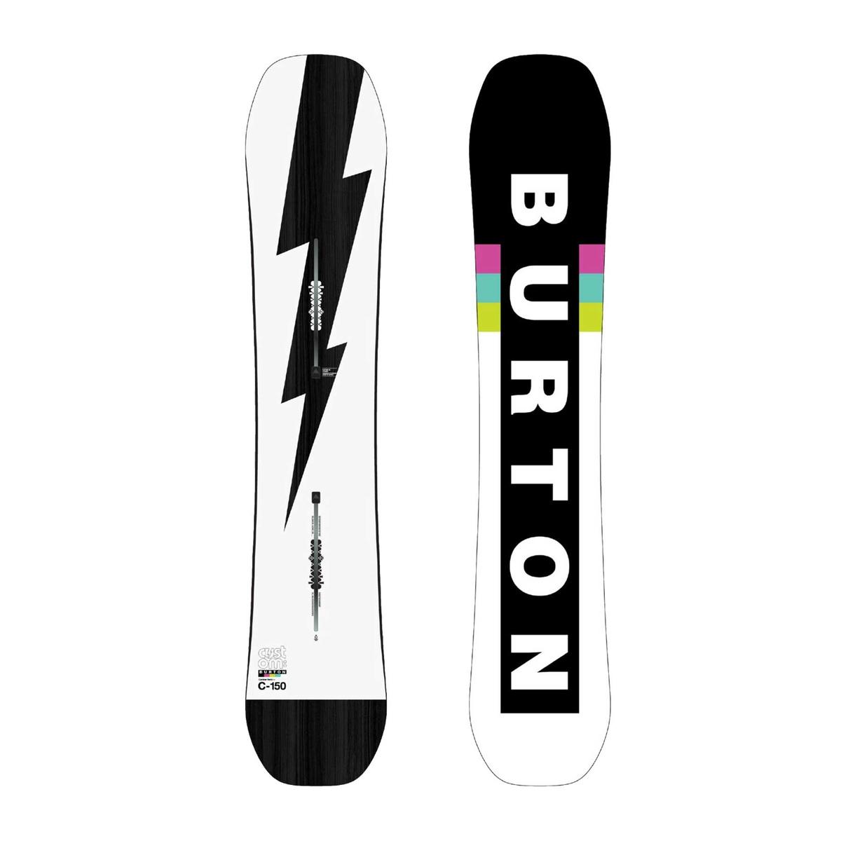 Prezzi Burton tavola custom