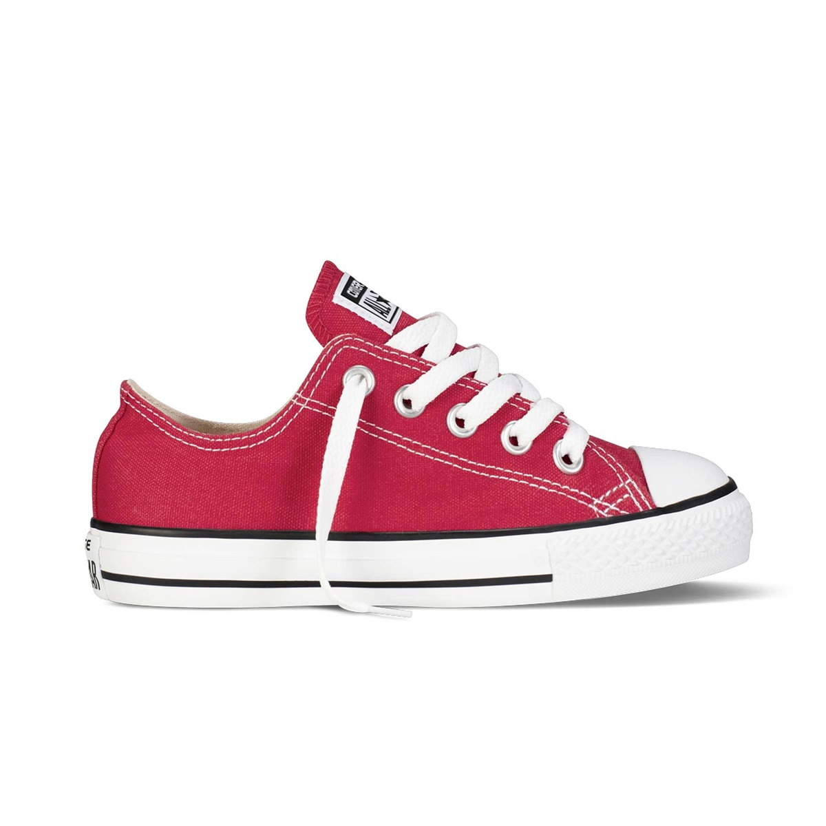 Chuck Taylor All Star Ox rosse bambino