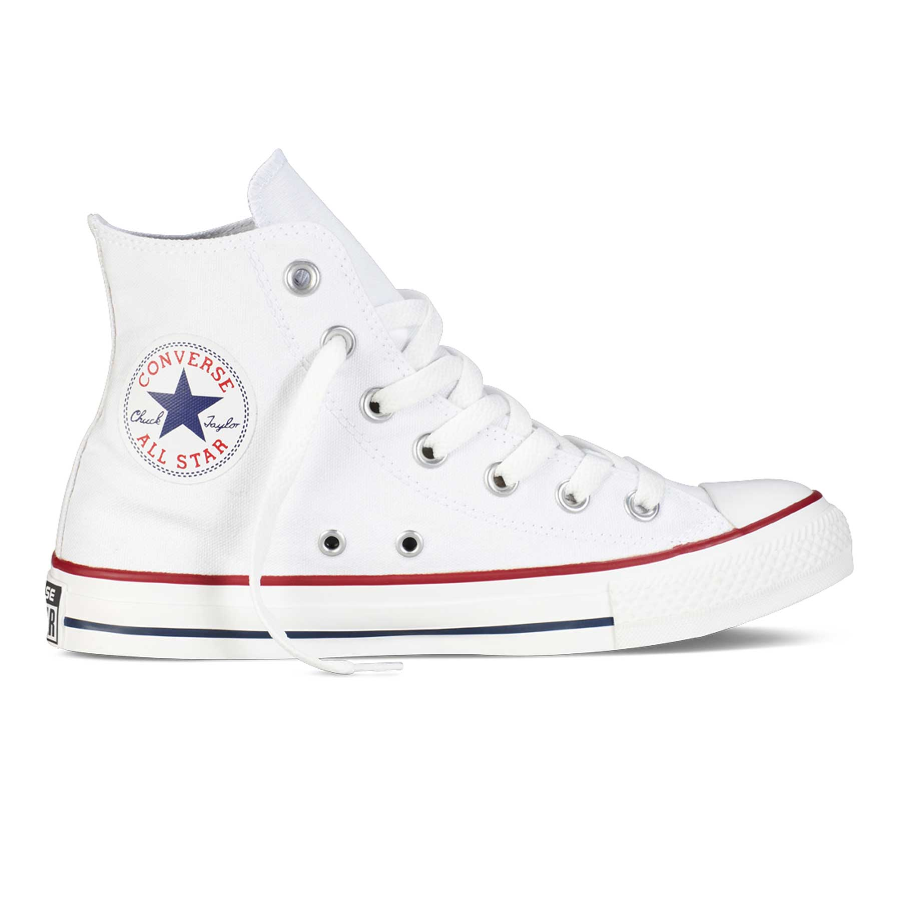 CHUCK TAYLOR ALL STAR HI BIANCHE