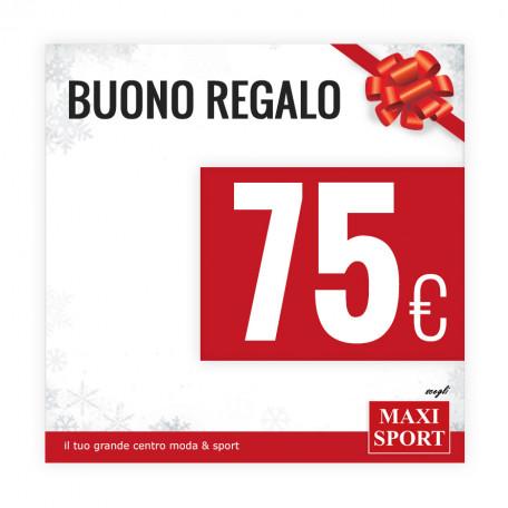 Buono Maxi Sport  75 €