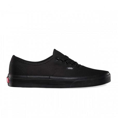 66cc2ec3a4 VANS - Authentic total black - Tutte - Sneaker - Scarpe
