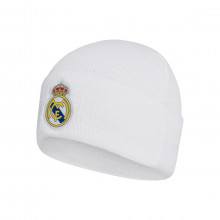 Adidas Dy7725 Beanie Real Madrid Squadre Calcio Uomo