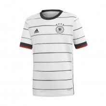 Adidas Eh6103 Prima Maglia Germania Euro 2020 Bambino Squadre Calcio Bambino