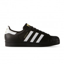Adidas Originals B27140 Superstar Foundation Nere Tutte Sneaker Uomo