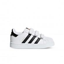 Adidas Originals Bz0418 Superstar Velcro Baby Tutte Sneaker Baby