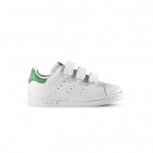 newest ce0e9 a7159 Adidas Originals Bz0520 Stan Smith Velcro Baby Tutte Sneaker Baby