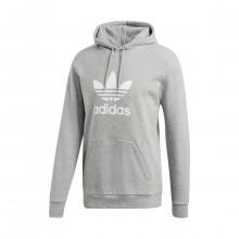 Adidas Originals Dt7963 Felpa Con Cappuccio Trefoil Abbigliamento Uomo