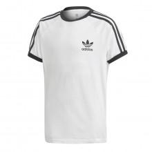 Adidas Originals Dv2901 T-shirt 3 Stripes Bambino Abbigliamento Bambino