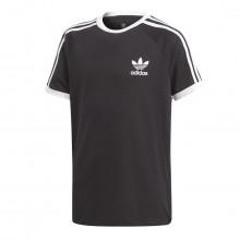 Adidas Originals Dv2902 T-shirt 3 Stripes Bambino Abbigliamento Bambino