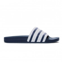 Adidas Originals G16220 Adilette Blu Bianche Tutte Ciabatte Uomo