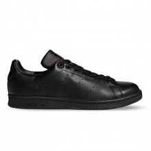 size 40 4f96d 3e998 Adidas Originals M20327 Stan Smith Total Black Tutte Sneaker Uomo