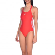 Arena 001610 Costume Intero Team Fit Racer Costumi Piscina Donna