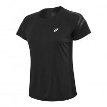 Asics 2012a452 T-shirt Silver Icon Donna Abbigliamento Running Donna