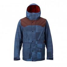 Burton 100251 Giacca Mb Folsom Abbigliamento Snowboard Uomo