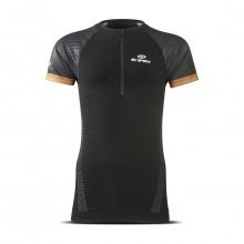 Bv Sport 513/001 T-shirt 1/2 Zip Rtech Limited Abbigliamento Running Uomo