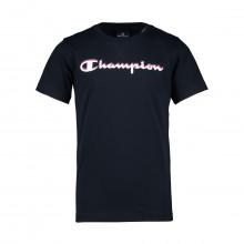 Champion 304881 T-shirt Light Cotton Jersey Bambino Abbigliamento Bambino