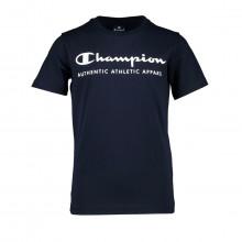 Champion 305031 T-shirt American Classic Bambino Abbigliamento Bambino