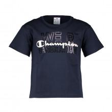 Champion 403539 T-shirt Back To School Bambina Abbigliamento Bambino