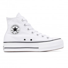 2all star converse bianche donna