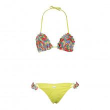 Effek F200216vc Bikini Triangolo Uncinetto Donna Mare Donna