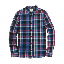 Element L1sha5 Camicia Ml Buffalo Street Style Uomo