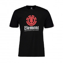 Element N1ssg4 T-shirt Vertical Street Style Uomo