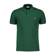 Lacoste Ph4012 Polo Slim Ph4012 Verde Casual Uomo
