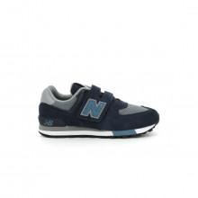 New Balance Iv574fnd 574 Velcro Baby Tutte Sneaker Baby
