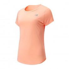 New Balance T91136 T-shirt Accelerate V2 Donna Abbigliamento Running Donna