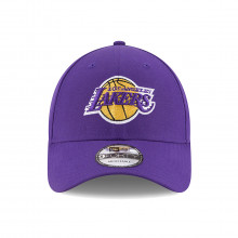 New Era 11405605 Cappellino The League 9forty Los Angeles Lakers Accessori Basket Uomo