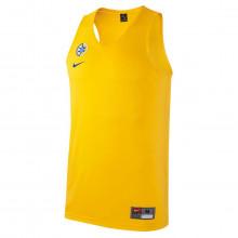 Nike 883423 Canotta Replica Maccabi Tel-aviv Squadre Basket Uomo