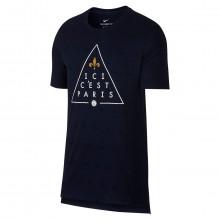 Nike 913409 T-shirt Psg Squad Squadre Calcio Uomo
