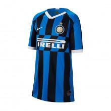 Nike Aj5807 Prima Maglia Inter 2019/2020 Bambino Squadre Calcio Bambino