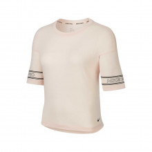 Nike Cj4031 T-shirt Nike Pro Grx Donna Abbigliamento Training Donna