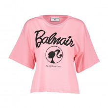 No Gift More Love Wts042 T-shirt Balmain Donna Casual Donna