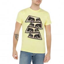 Obey 221190230 T-shirt Pyramid Eyes Street Style Uomo