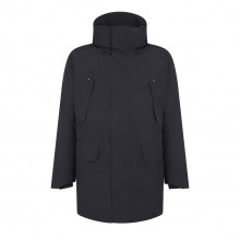 Save The Duck P4556mhero9 Parka In Gore-tex Recycled Giacconi Uomo