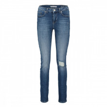 Silvian Heach Taher Jeans Skinny Con Rotture Ginocchio Taher Donna Casual Donna