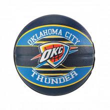 Spalding Sp183513z Pallone Oklahoma City Thunder 7 Palloni Basket Uomo